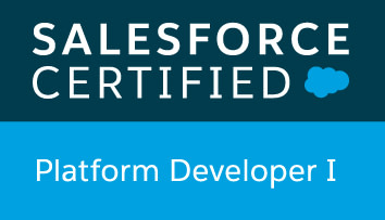 Saleforce Certified Platform Developer 1