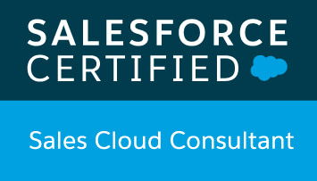 Saleforce Certified Sales Cloud Consultant