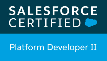 Saleforce Certified Platform Developer 2